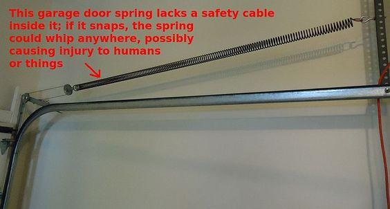 garage door springs