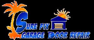 sure fix garage door logo introduction