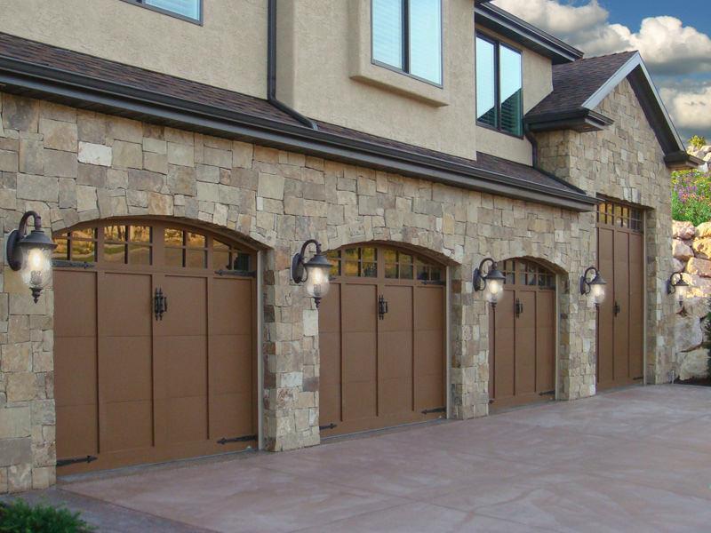 top brands for garage doors
