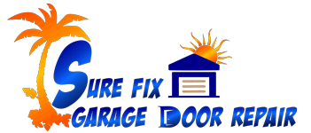 sure fix garage door logo introduction