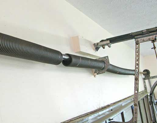 introduction into garage door springs