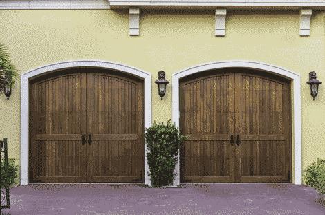 types of garage door springs