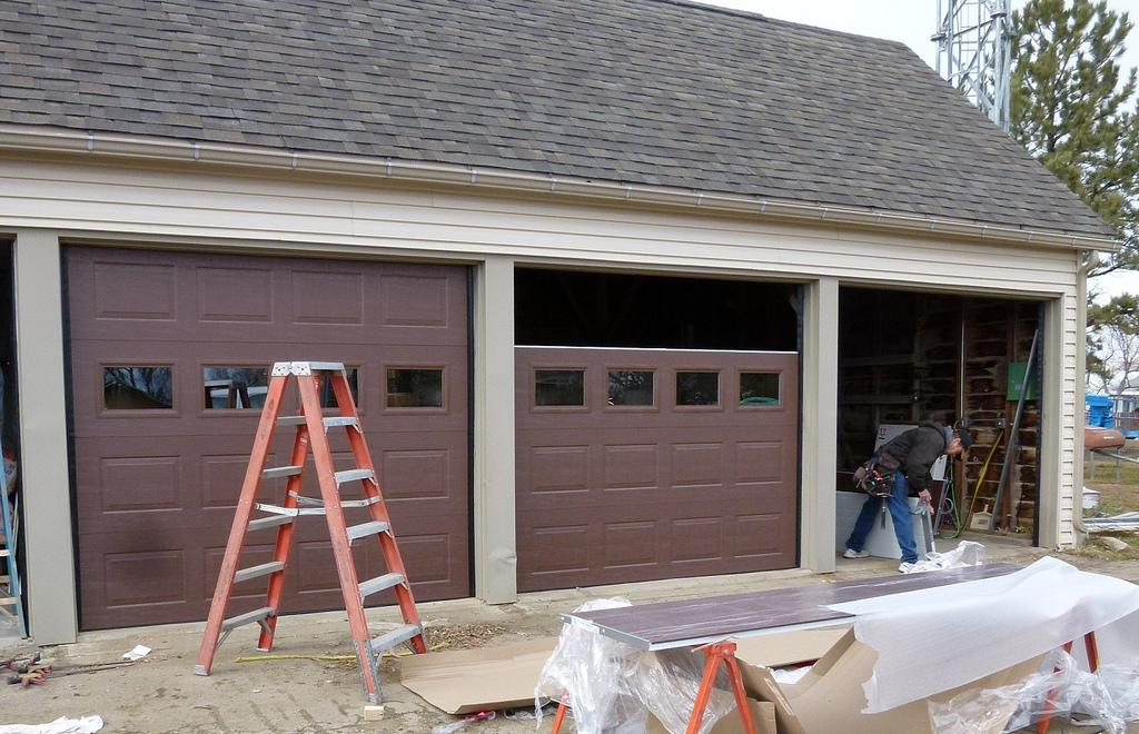 three safety features to make your garage door safe