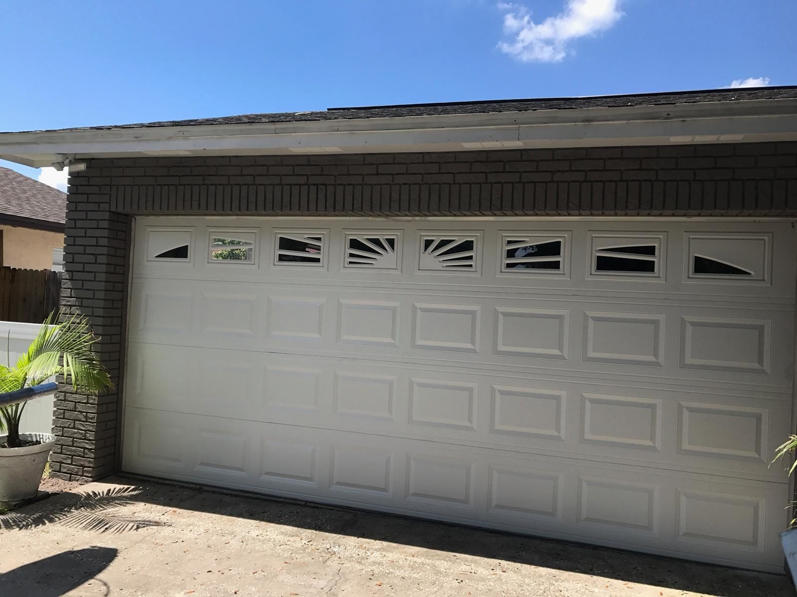Amarr Garage Doors Vs C.h.i Garage Doors