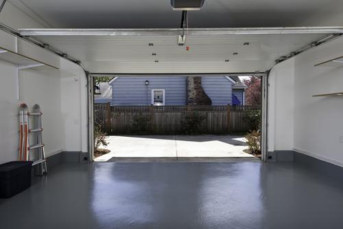 garage door dimensions
