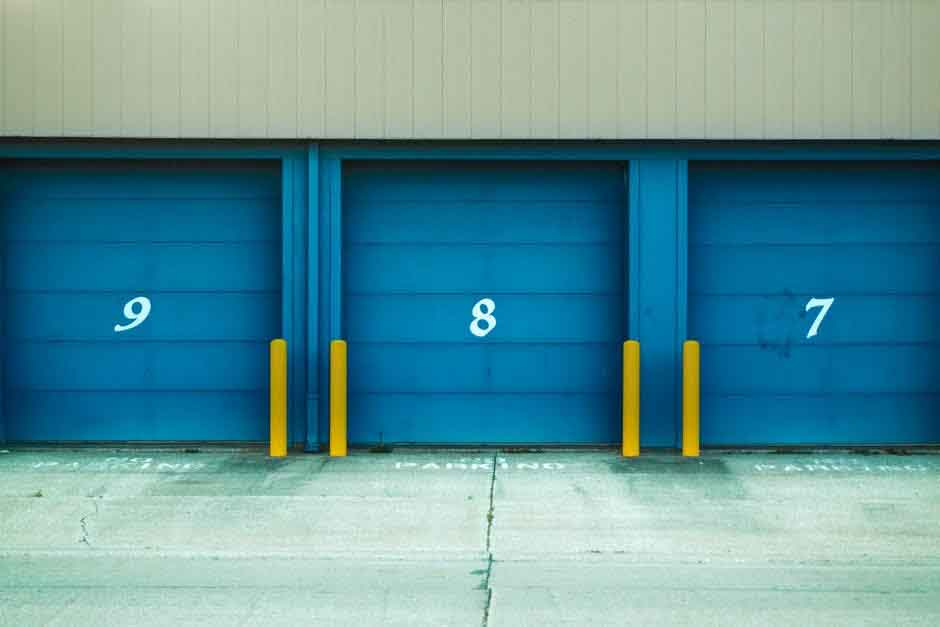 Strengthening and protection of garage doors