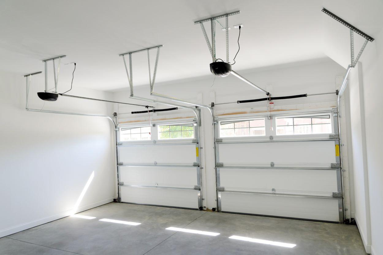how to improve your garage door installation energy efficiency
