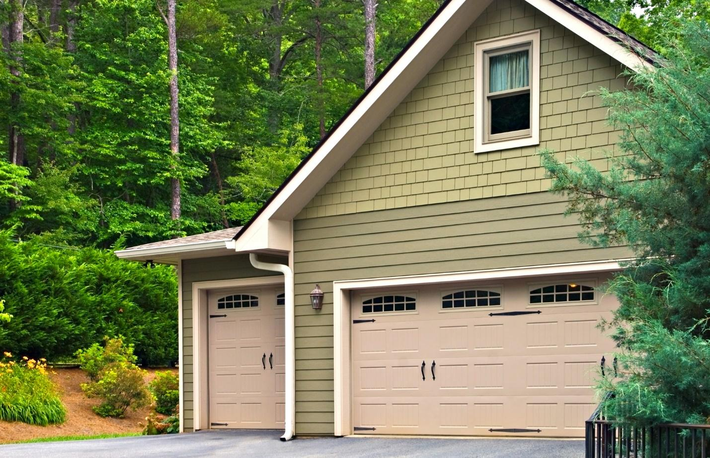 a primer on steel garage door installations