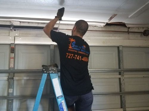 sure fix garage door repair experts