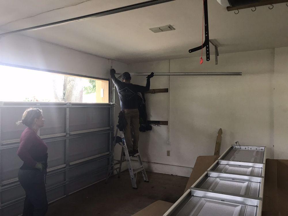 getting your garage door inspected