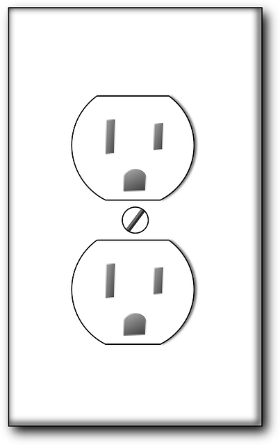 Power source outlet