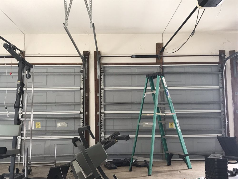 Garage door installation in Clearwater, Florida experts