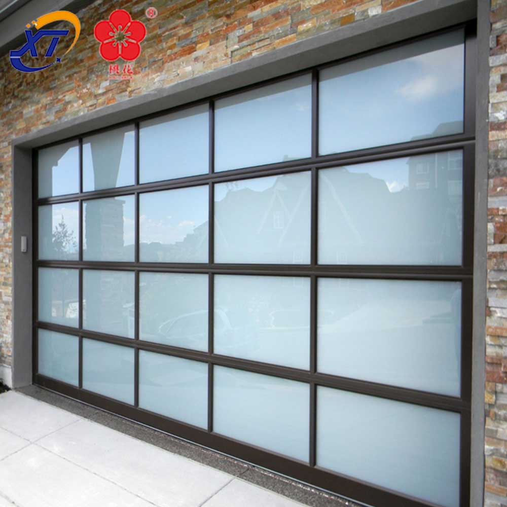Glass Garage Doors Installation Benefits