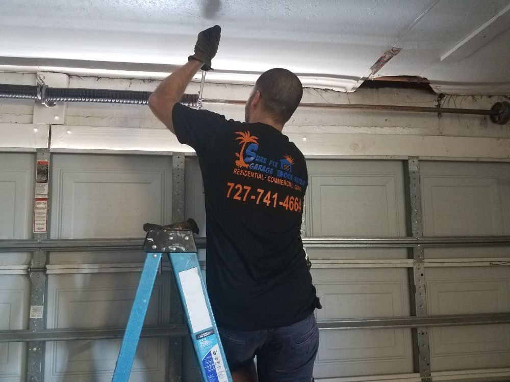 Outstanding Garage Door Maintenance Services