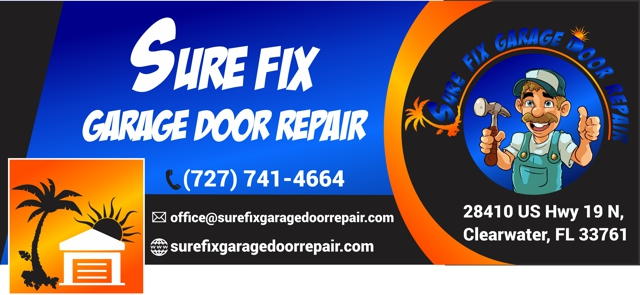 Sure Fix Garage Door Repair Service